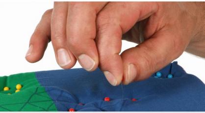 Handrehabilitation - Fingerfertigkeit in Beugung