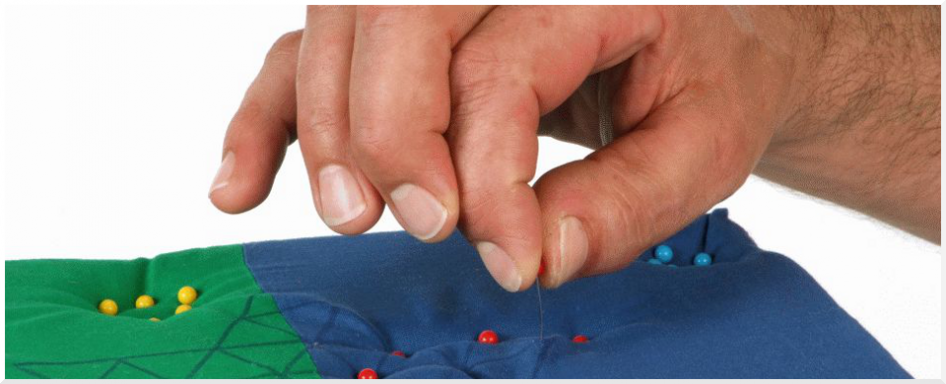 Handrehabilitation - Fingerfertigkeit in Beugung